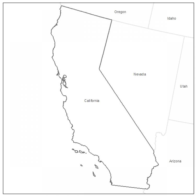graphic relating to Printable California Map called Printable California Map California Maps - Map of